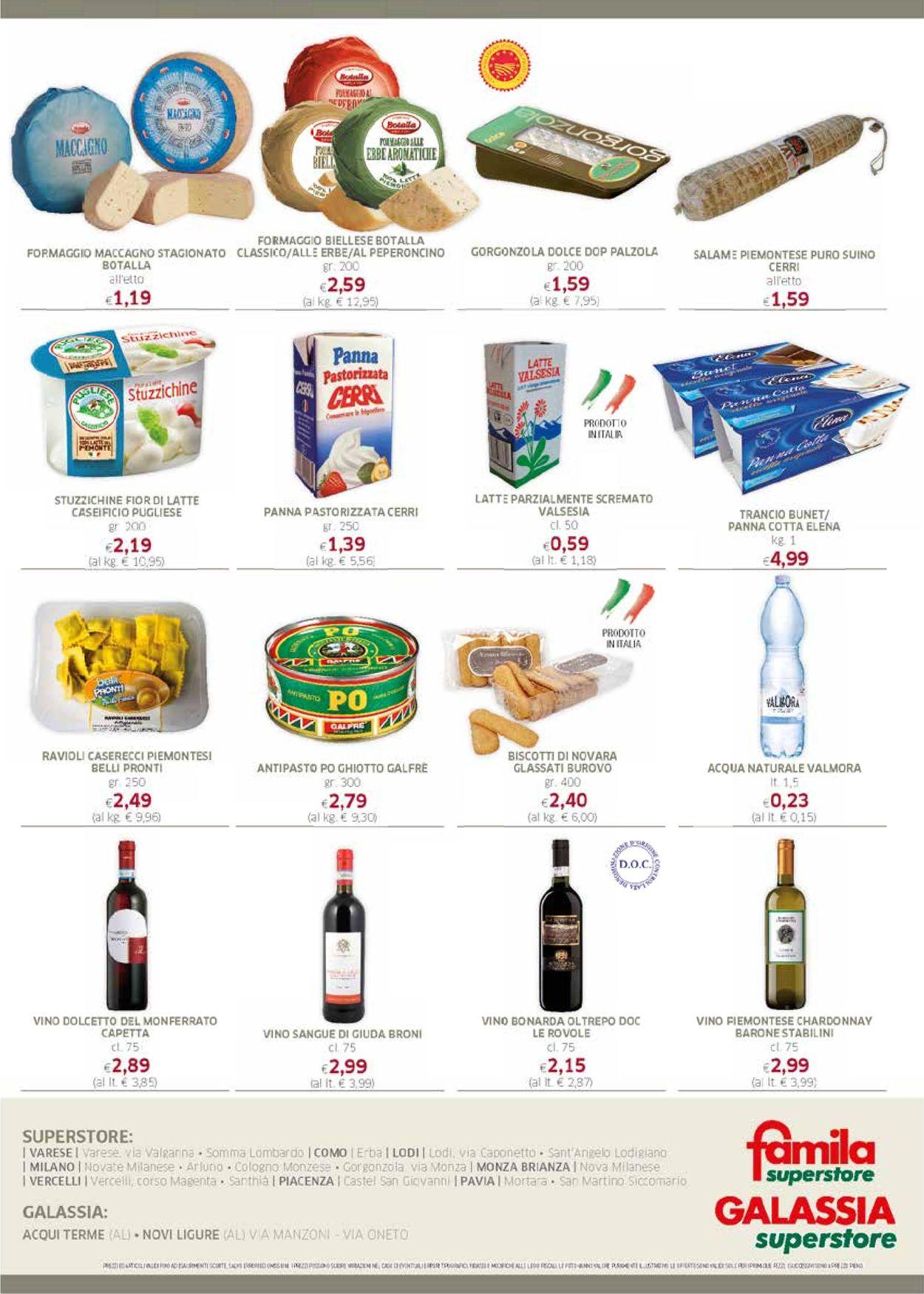 Volantino Famila - Offerte 20/08-02/09/2020 (Pagina 2)