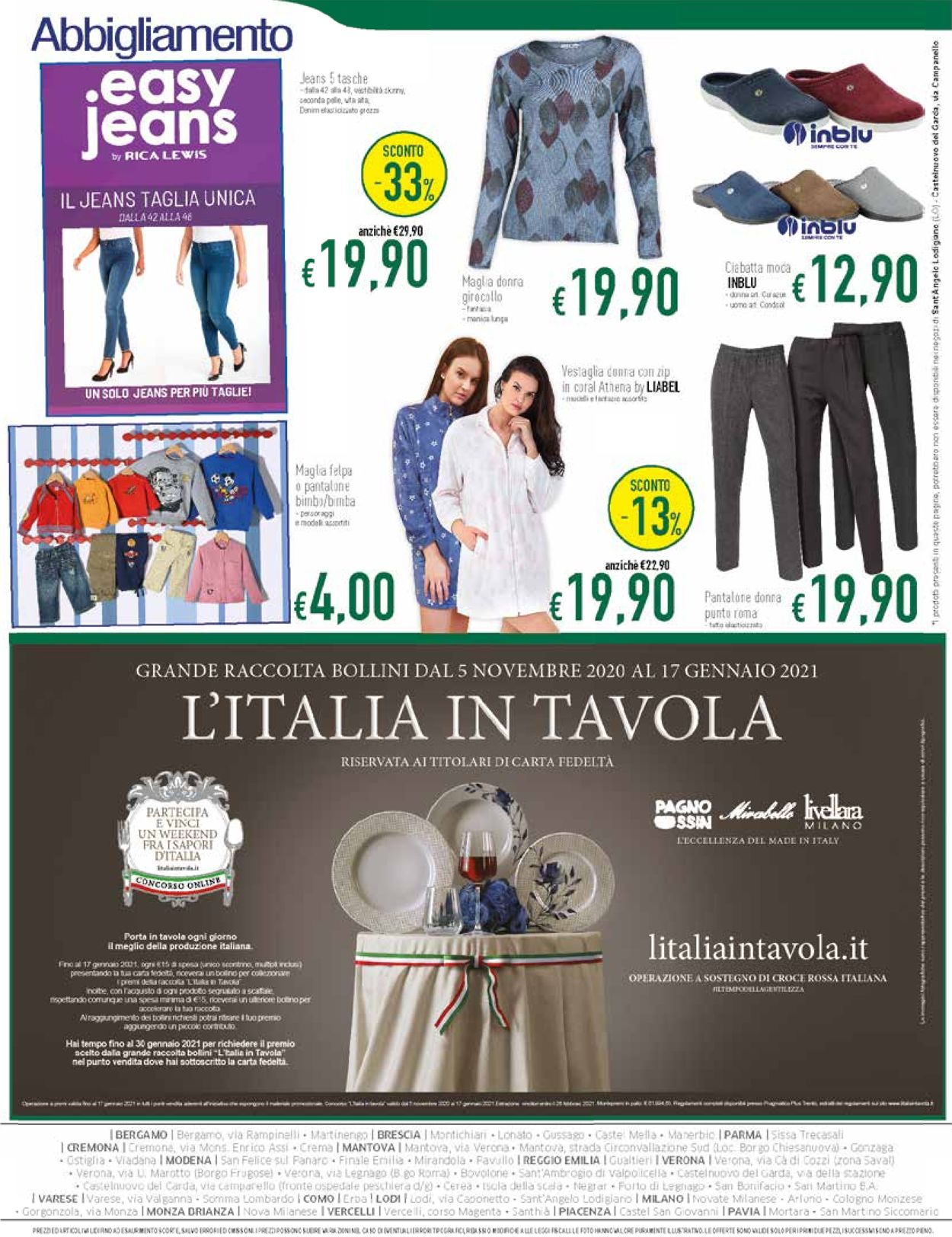 Volantino Famila - Offerte 29/10-08/11/2020 (Pagina 24)