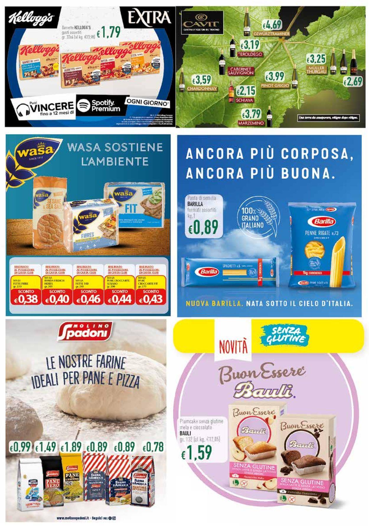 Volantino Famila - Offerte 19/11-02/12/2020 (Pagina 2)