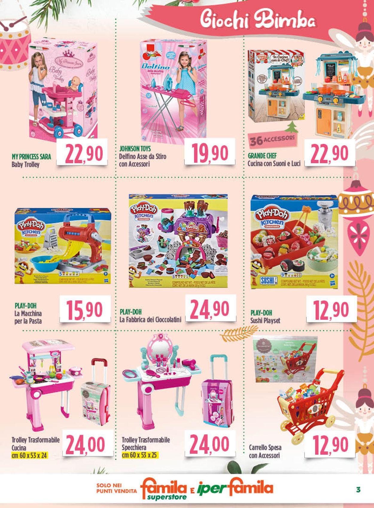 Volantino Famila - Natale 2020 - Offerte 01/12-06/01/2021 (Pagina 3)