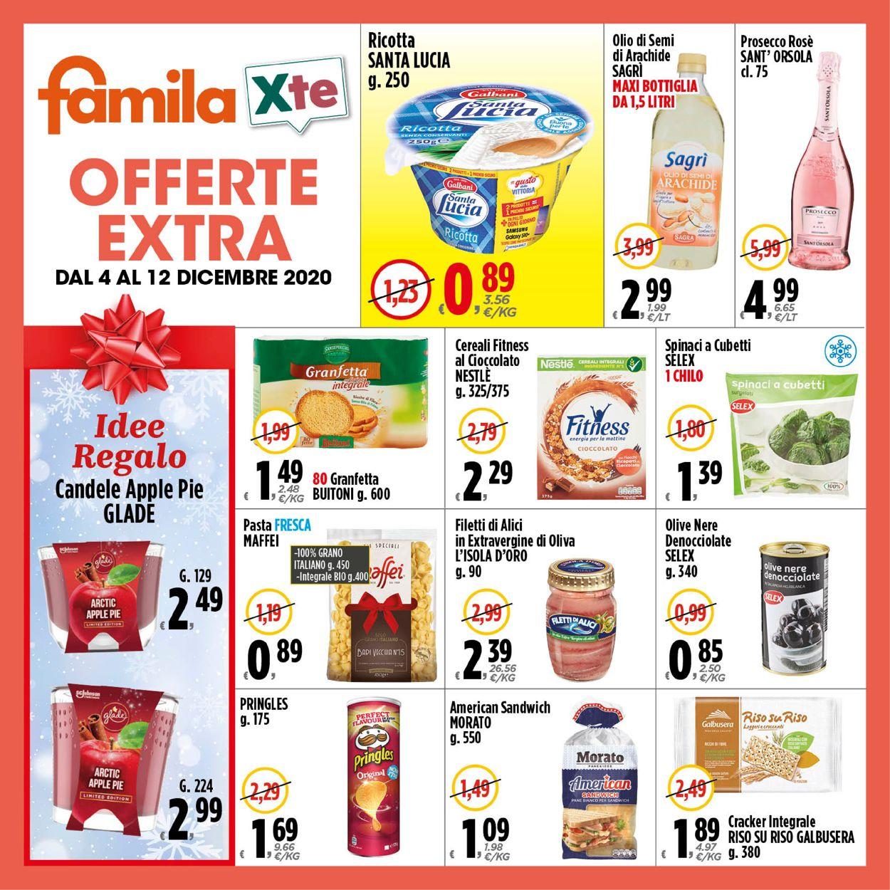 Volantino Famila - Natale 2020 - Offerte 04/12-12/12/2020 (Pagina 2)