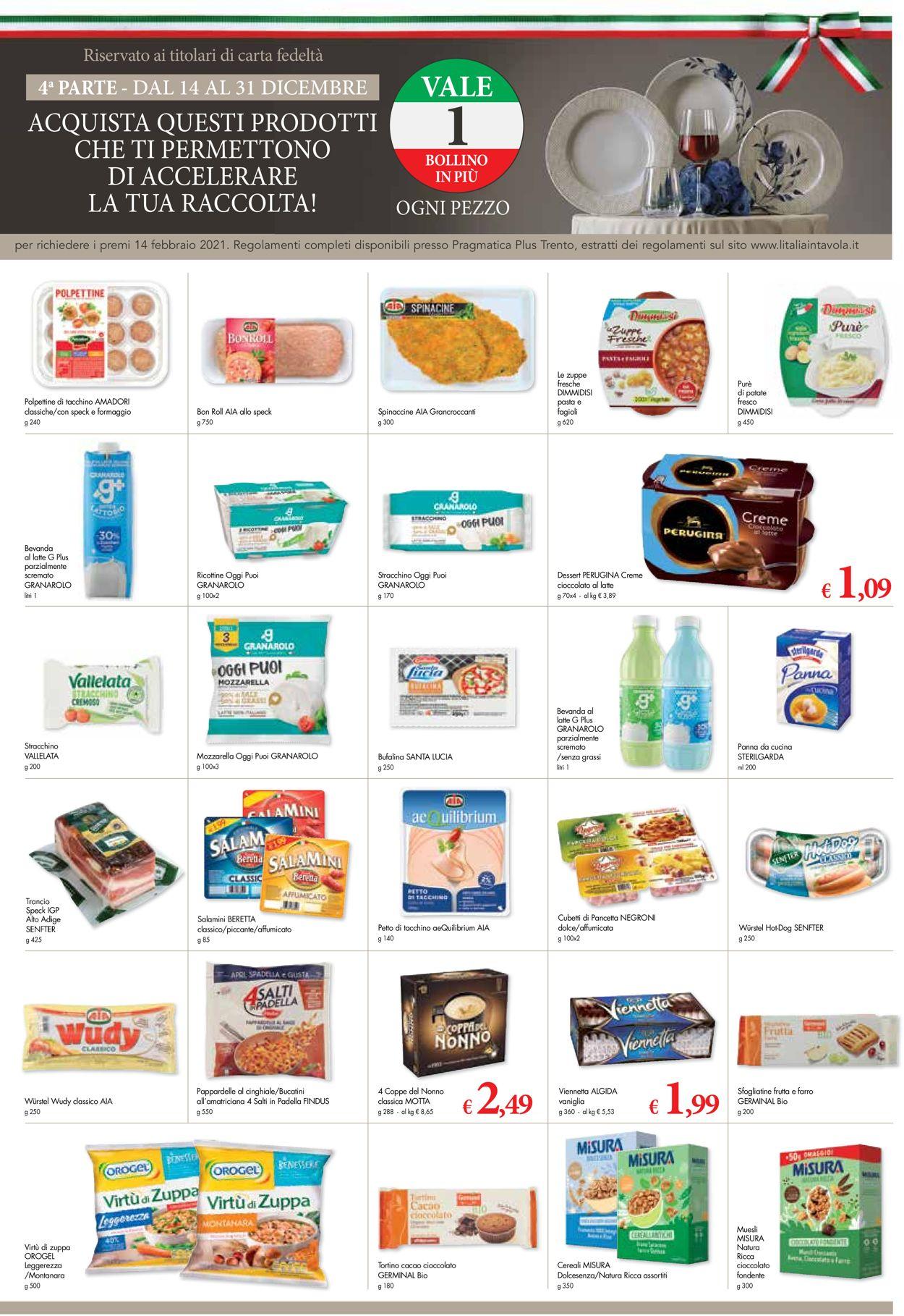 Volantino Famila - Offerte 14/12-31/12/2020 (Pagina 3)
