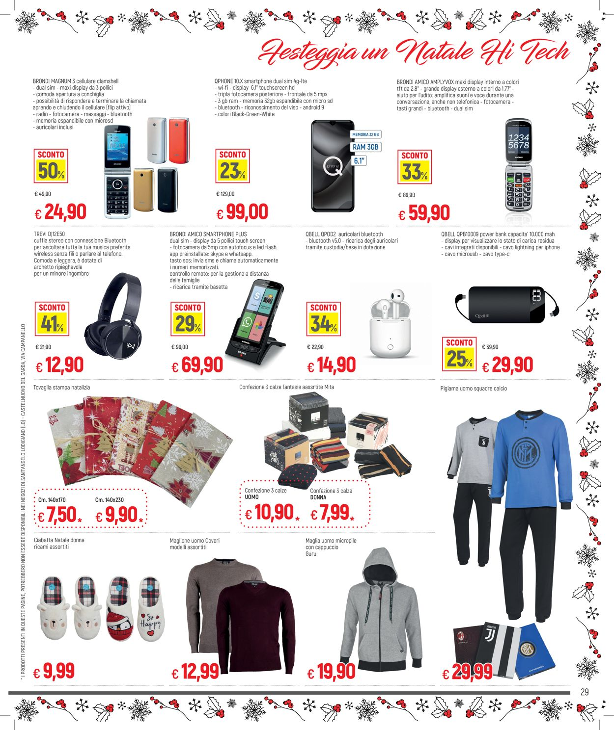 Volantino Famila - Natale 2020 - Offerte 14/12-31/12/2020 (Pagina 29)