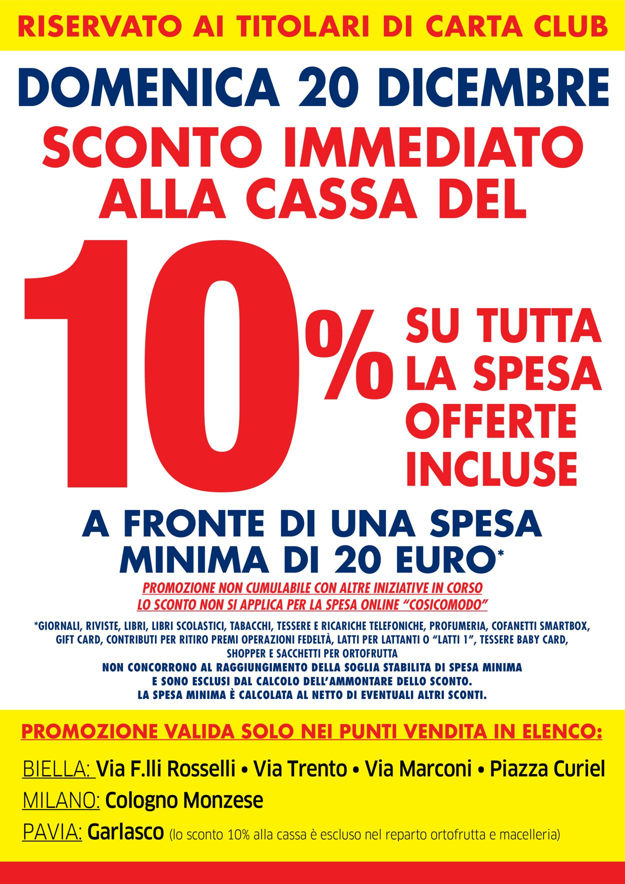 Volantino Famila - Offerte 20/12-20/12/2020 (Pagina 2)
