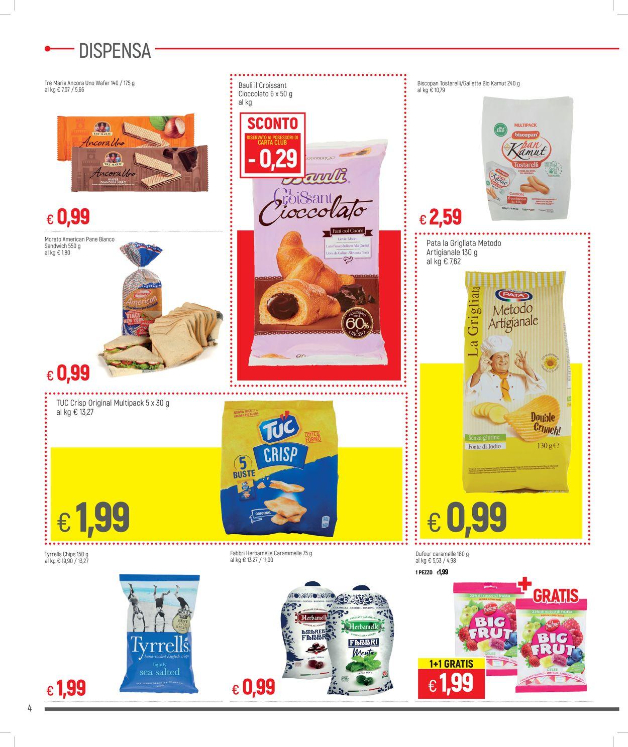 Volantino Famila - Offerte 14/01-27/01/2021 (Pagina 4)