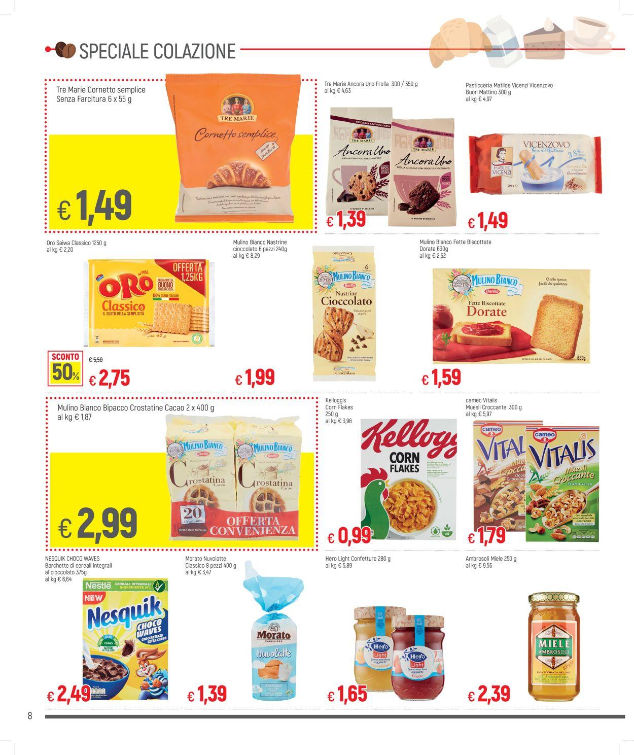 Volantino Famila - Offerte 14/01-27/01/2021 (Pagina 8)