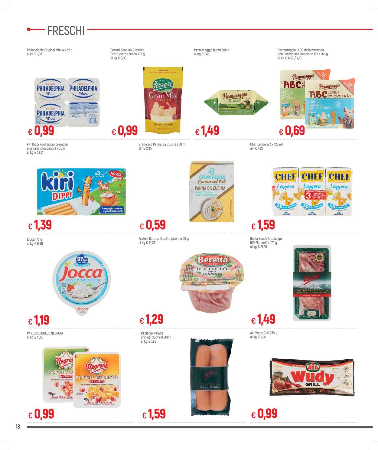 Volantino Famila - Offerte 14/01-27/01/2021 (Pagina 18)