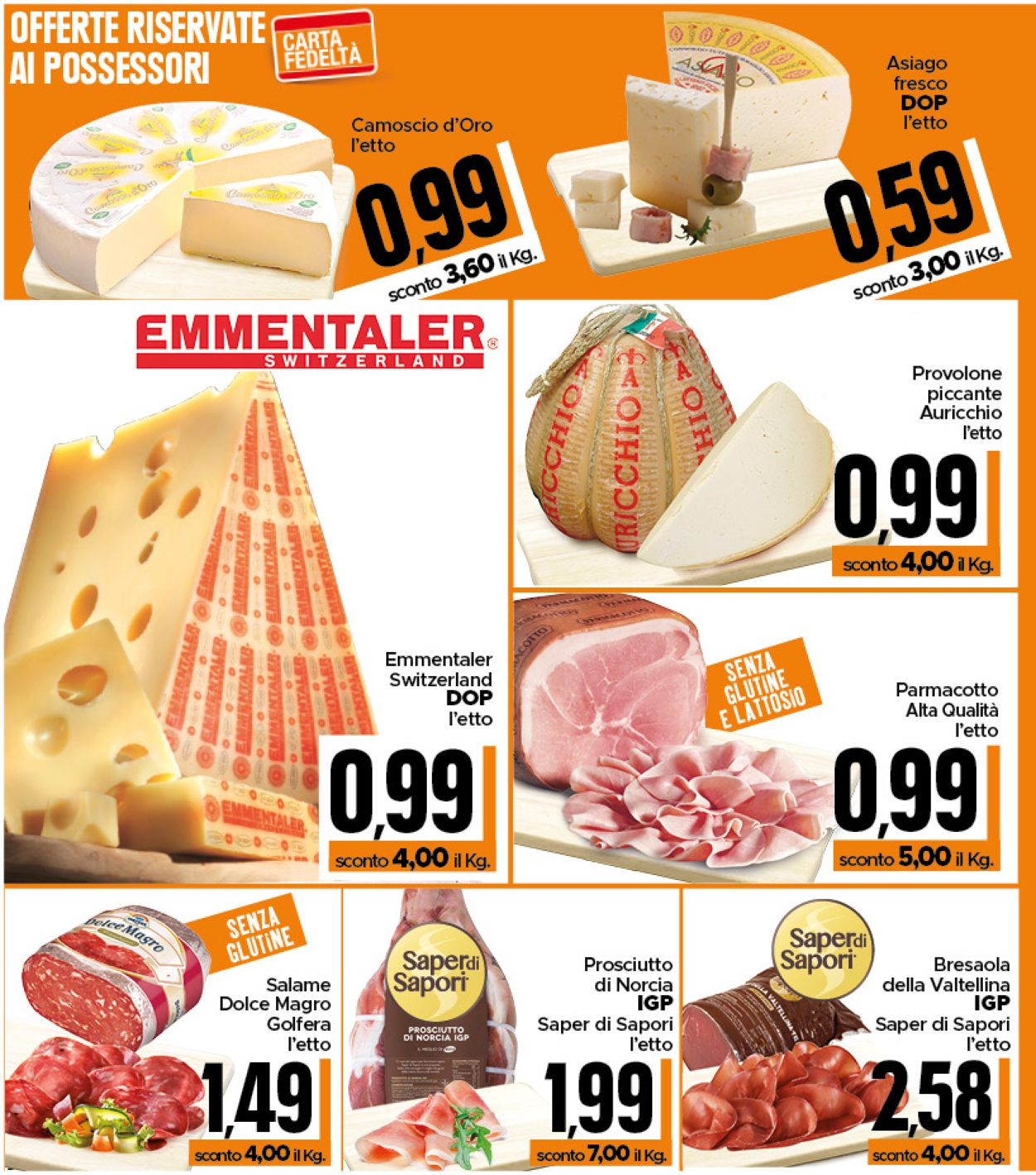 Volantino Famila - Offerte 03/02-10/02/2021 (Pagina 4)