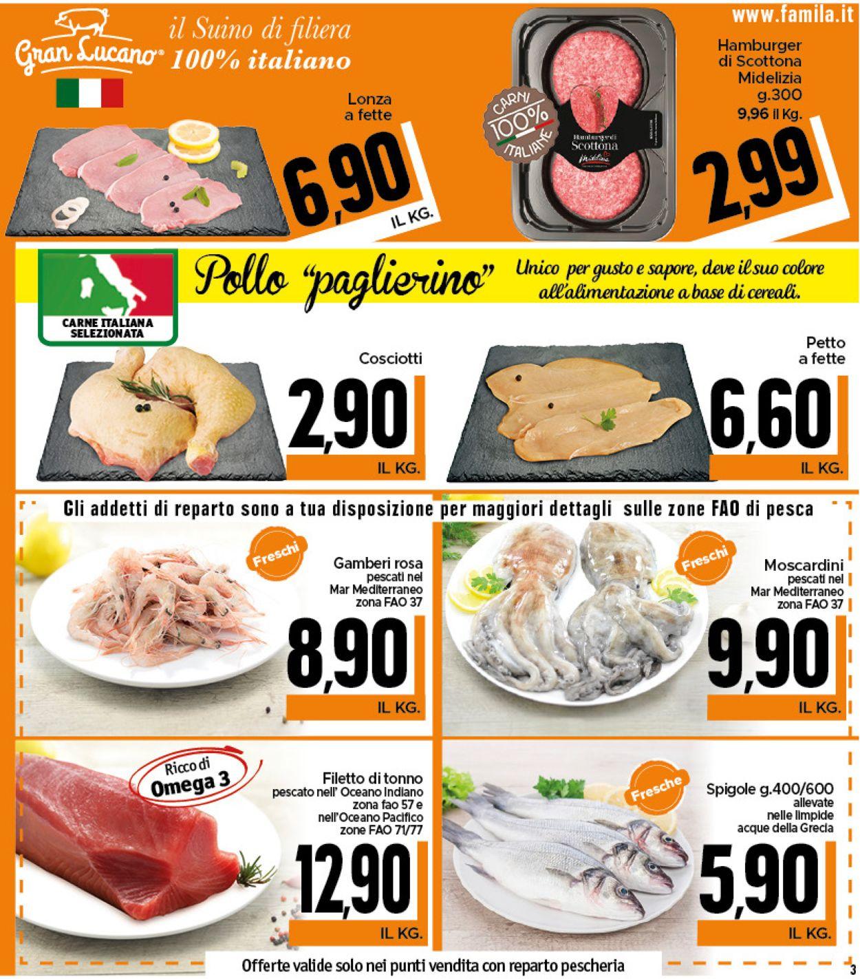 Volantino Famila - Offerte 03/02-10/02/2021 (Pagina 5)