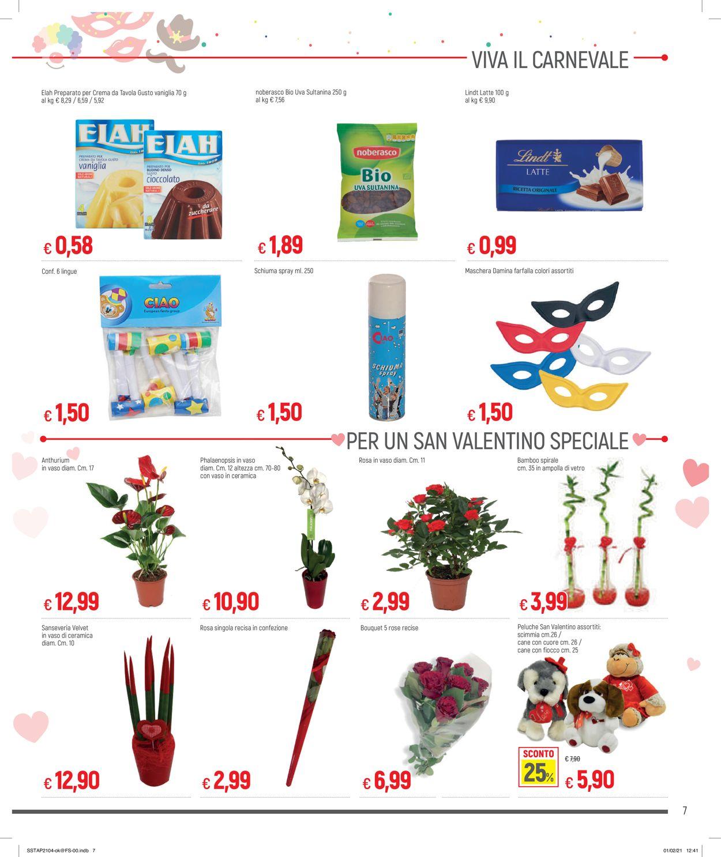 Volantino Famila Superstore - Offerte 11/02-24/02/2021 (Pagina 7)