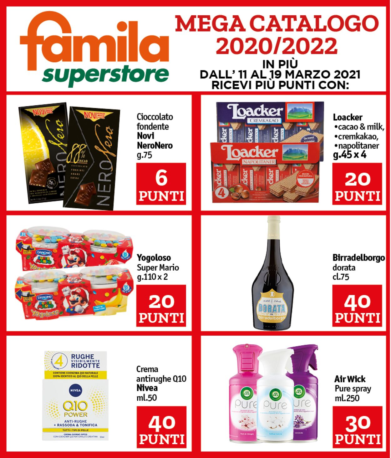 Volantino Famila - Offerte 11/03-19/03/2021 (Pagina 10)