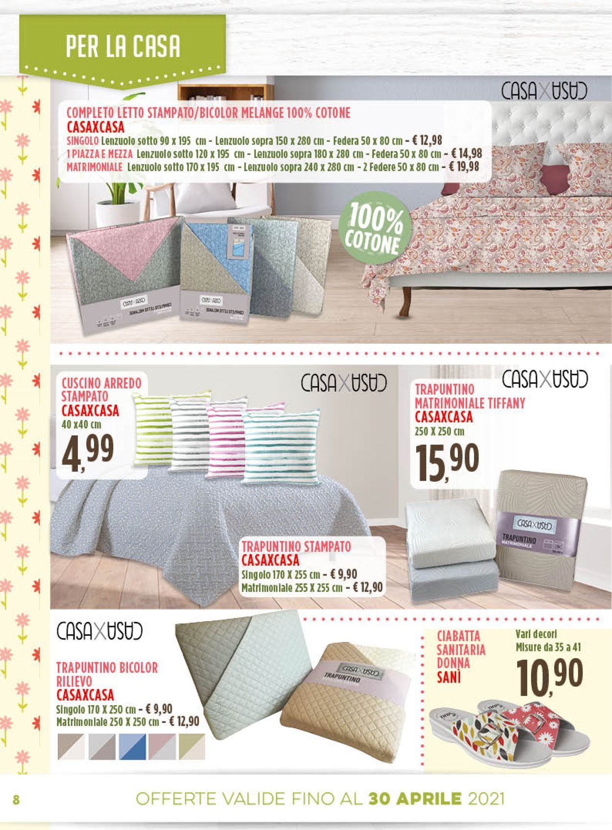 Volantino Famila - Offerte 06/04-30/04/2021 (Pagina 8)