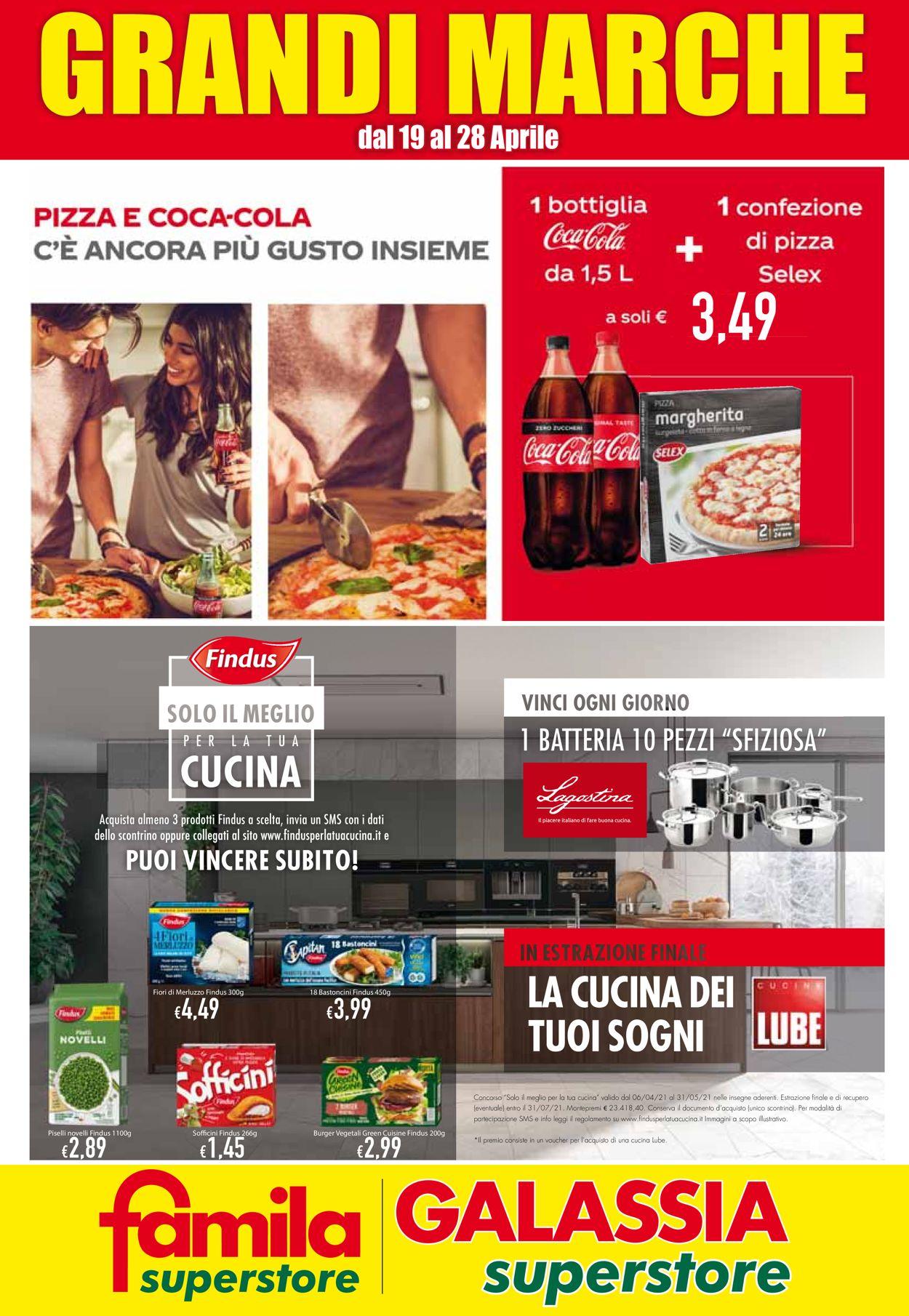 Volantino Famila - Offerte 19/04-28/04/2021