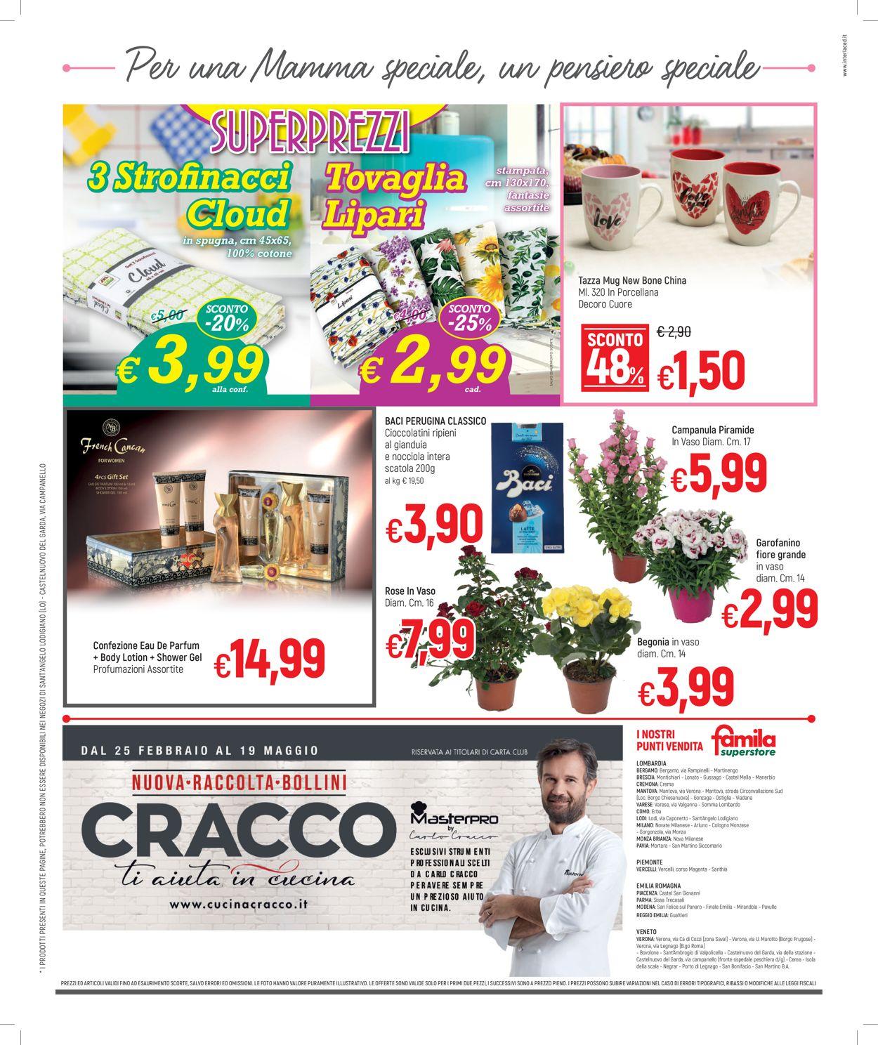 Volantino Famila - Offerte 29/04-13/05/2021 (Pagina 24)