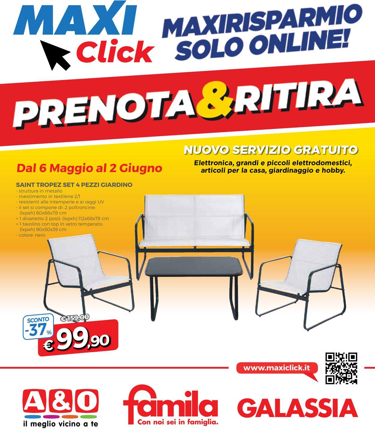 Volantino Famila - Offerte 06/05-02/06/2021