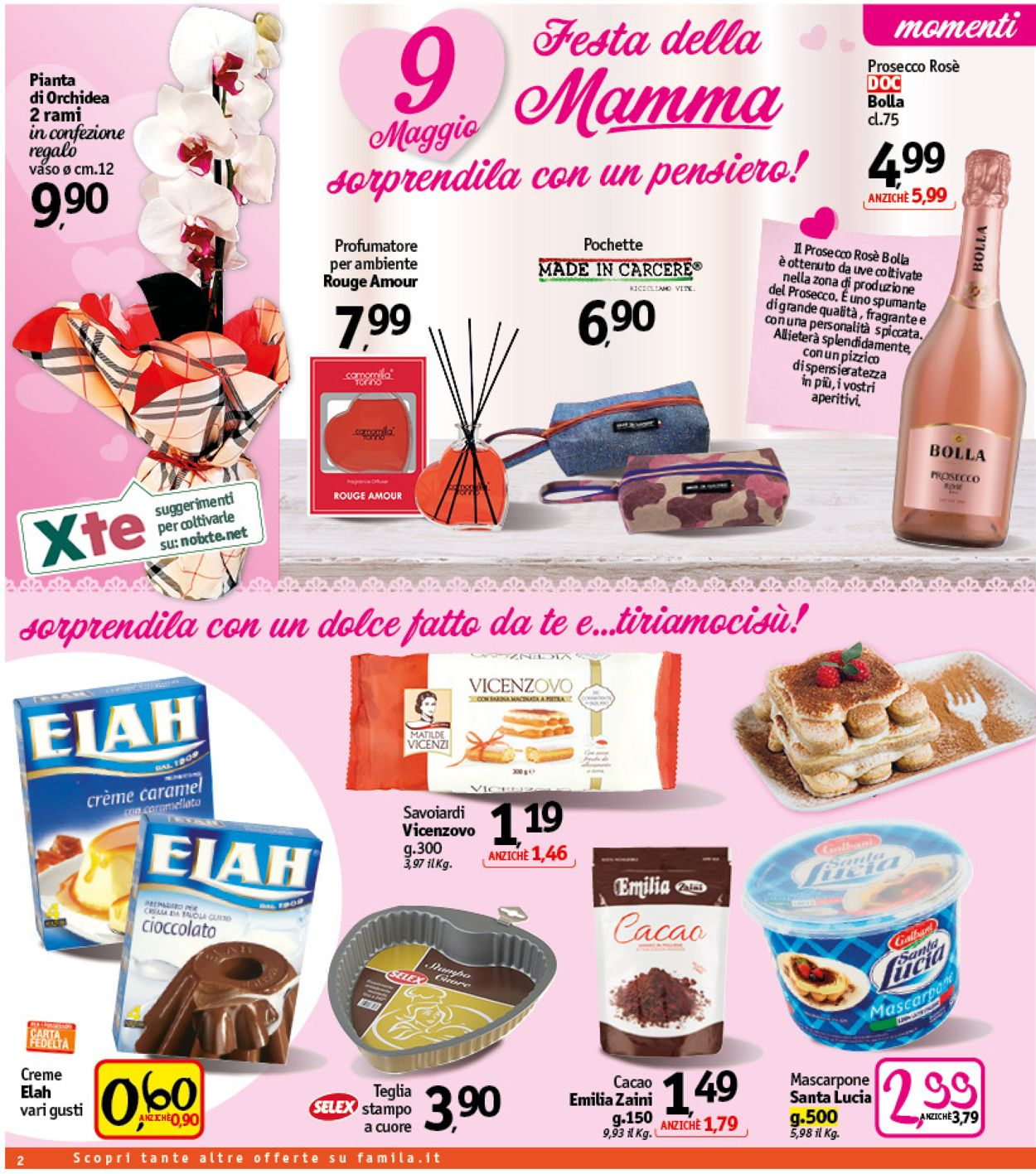 Volantino Famila - Offerte 06/05-15/05/2021 (Pagina 2)