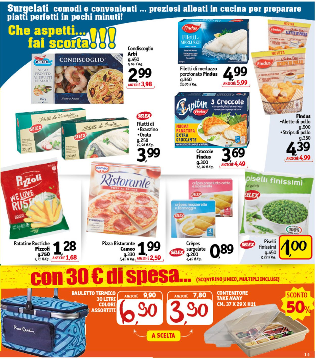 Volantino Famila - Offerte 06/05-15/05/2021 (Pagina 15)