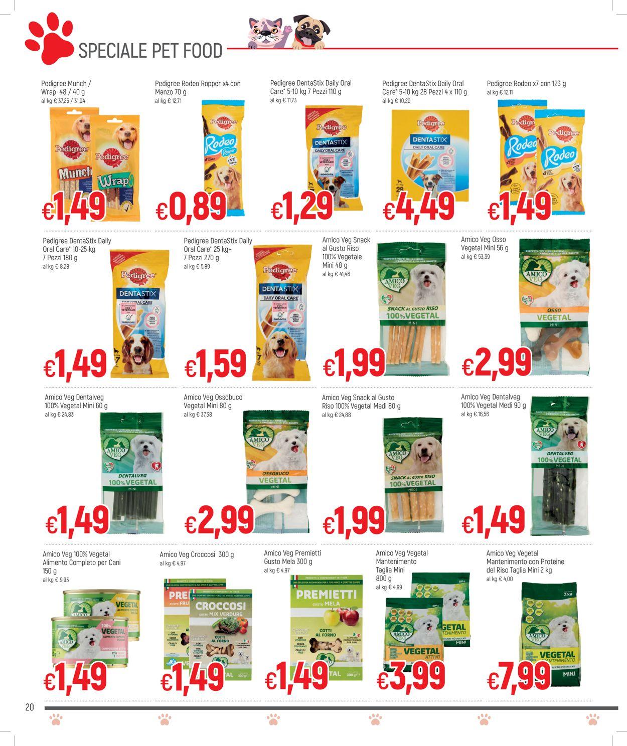 Volantino Famila - Offerte 13/05-26/05/2021 (Pagina 20)