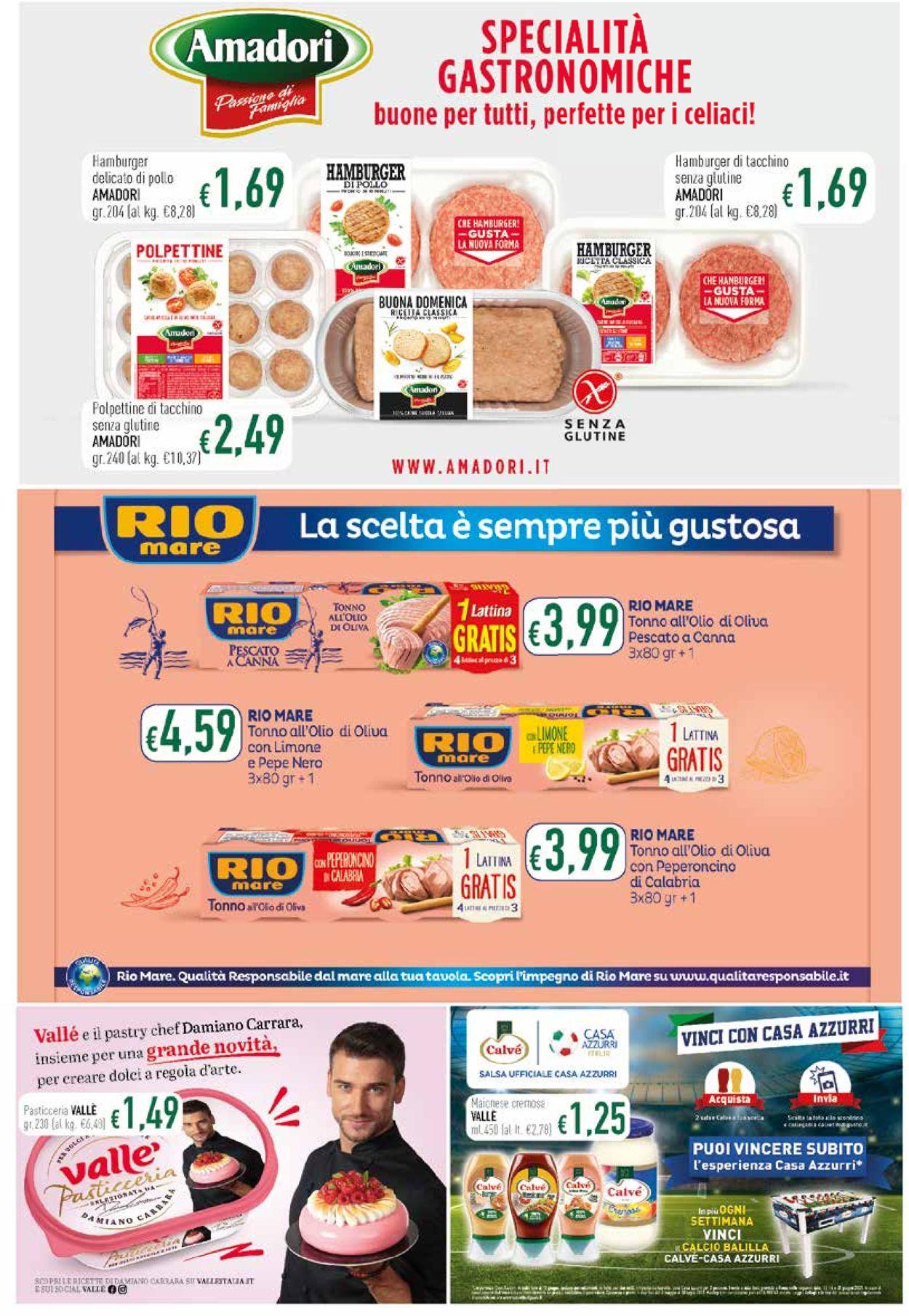 Volantino Famila - Offerte 13/05-26/05/2021 (Pagina 2)