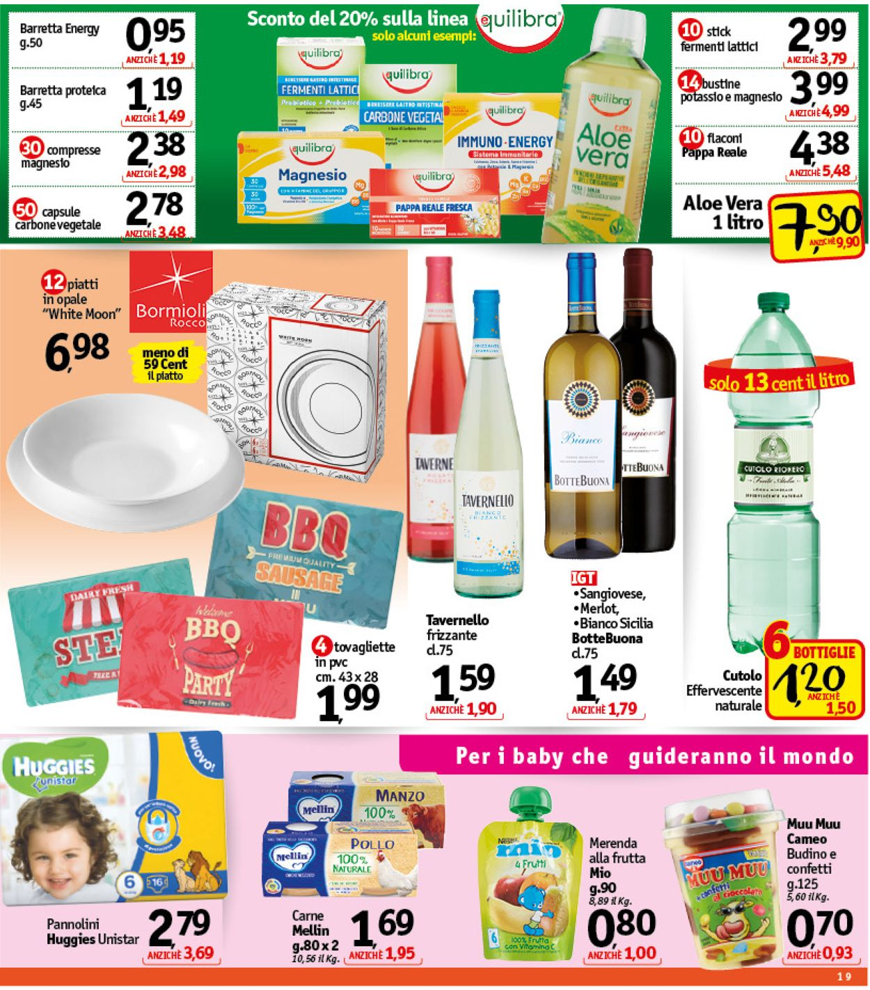 Volantino Famila - Offerte 20/05-29/05/2021 (Pagina 19)