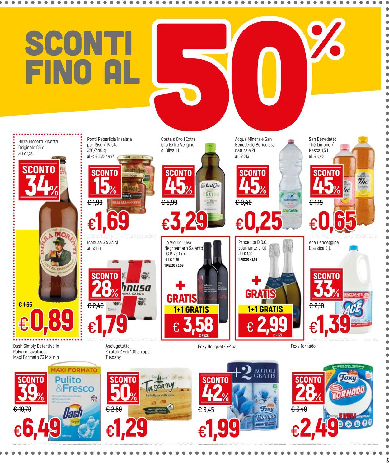 Volantino Famila - Offerte 27/05-09/06/2021 (Pagina 3)