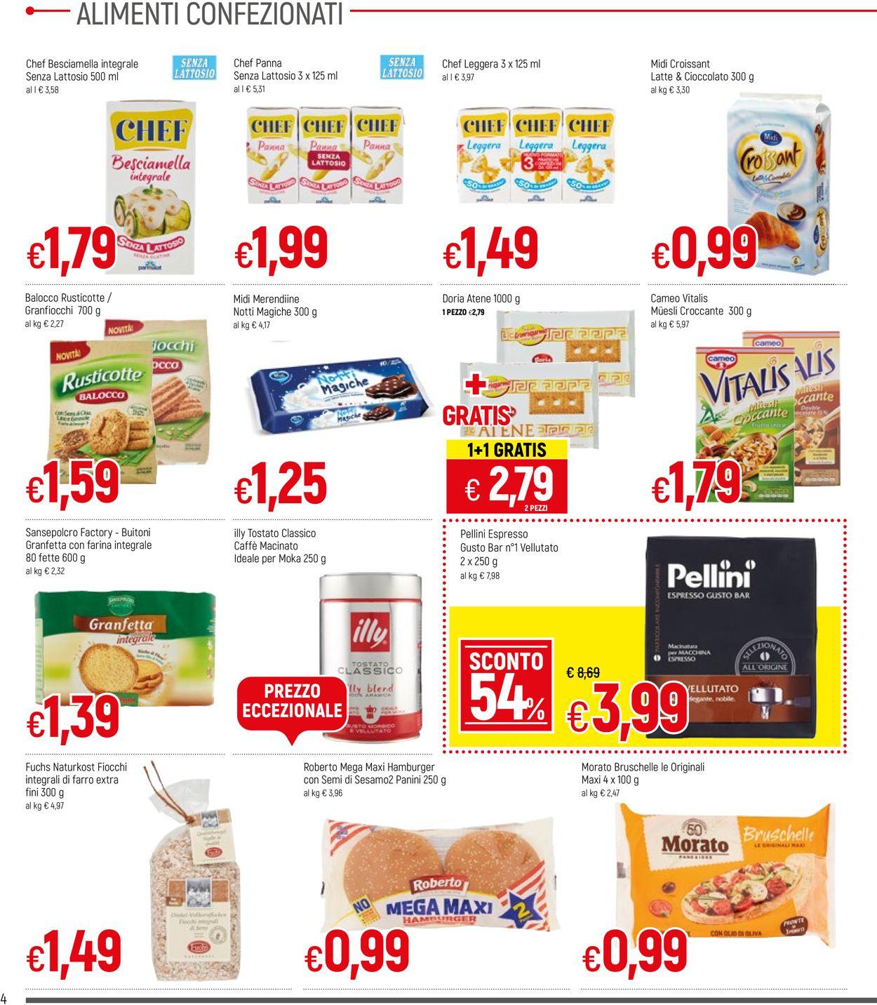 Volantino Famila - Offerte 27/05-09/06/2021 (Pagina 4)