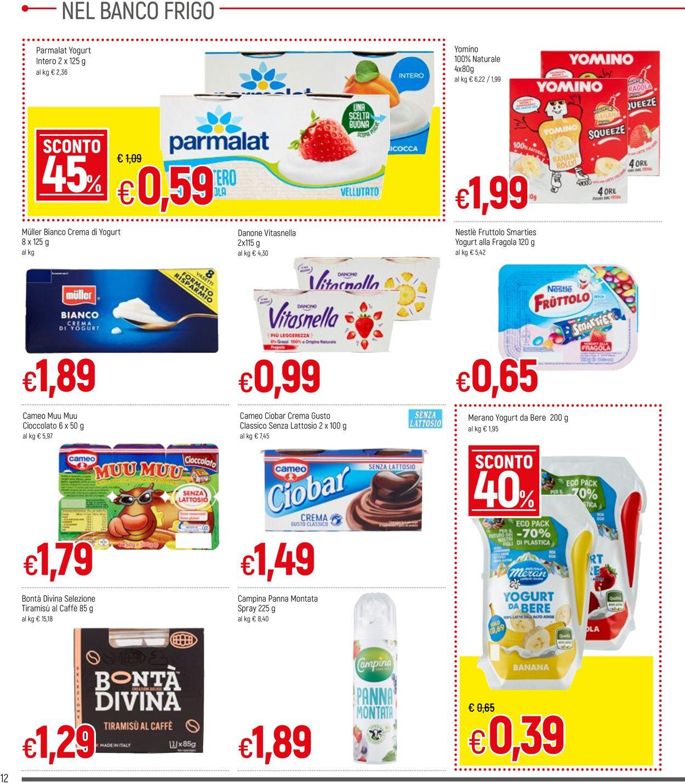 Volantino Famila - Offerte 27/05-09/06/2021 (Pagina 12)