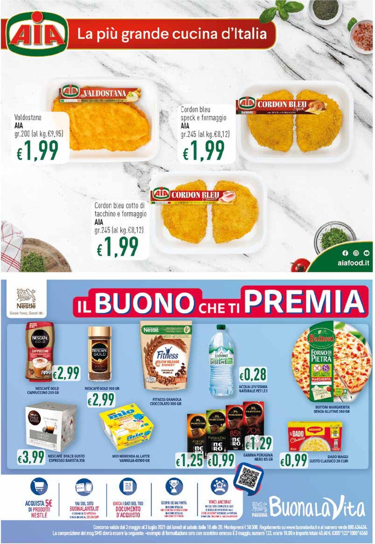 Volantino Famila - Offerte 27/05-09/06/2021 (Pagina 2)