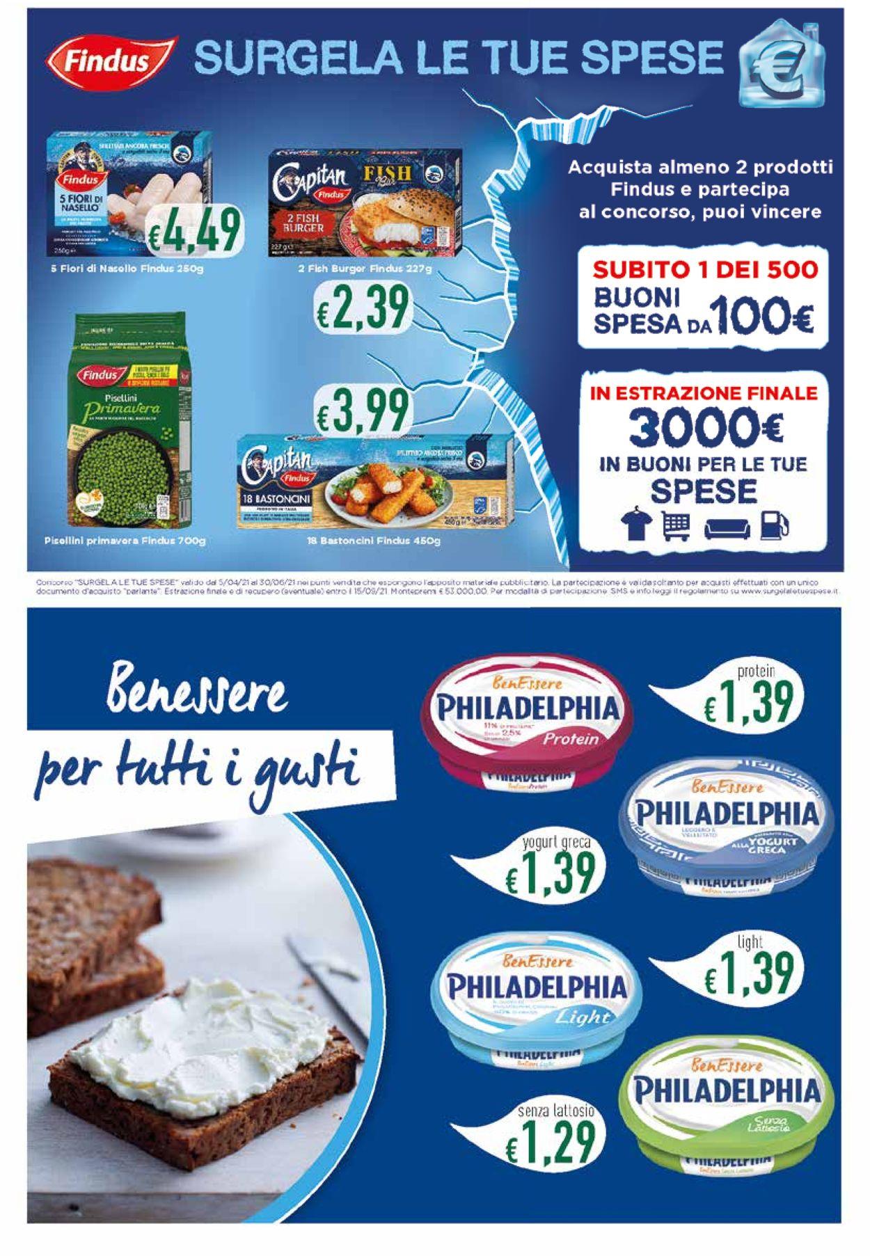 Volantino Famila - Offerte 27/05-09/06/2021 (Pagina 5)