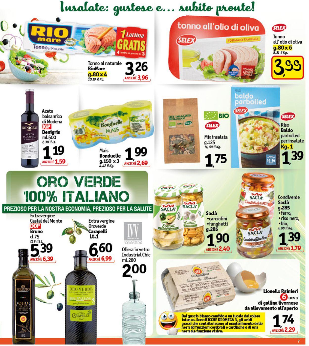 Volantino Famila - Offerte 03/06-12/06/2021 (Pagina 7)