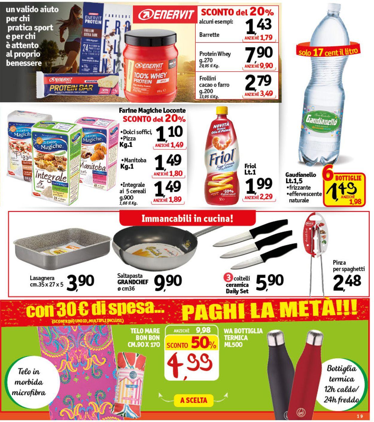 Volantino Famila - Offerte 03/06-12/06/2021 (Pagina 19)