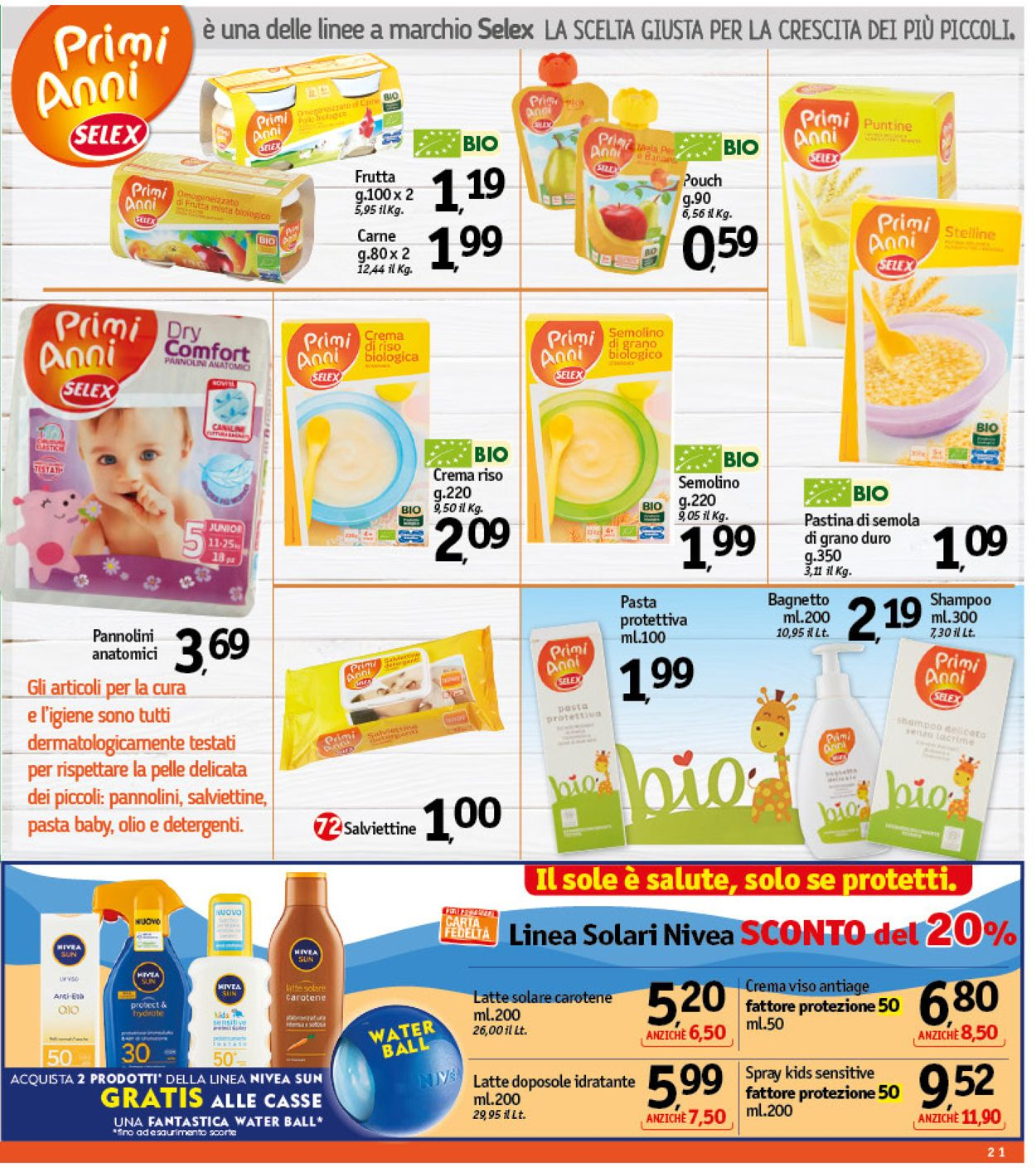 Volantino Famila - Offerte 03/06-12/06/2021 (Pagina 21)