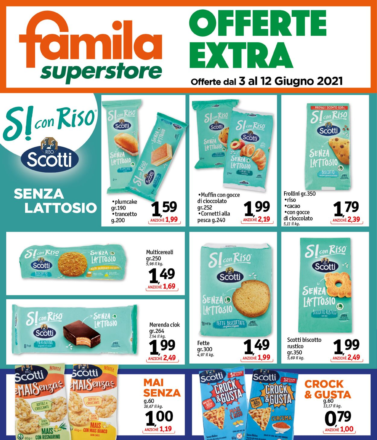 Volantino Famila - Offerte 03/06-12/06/2021 (Pagina 26)