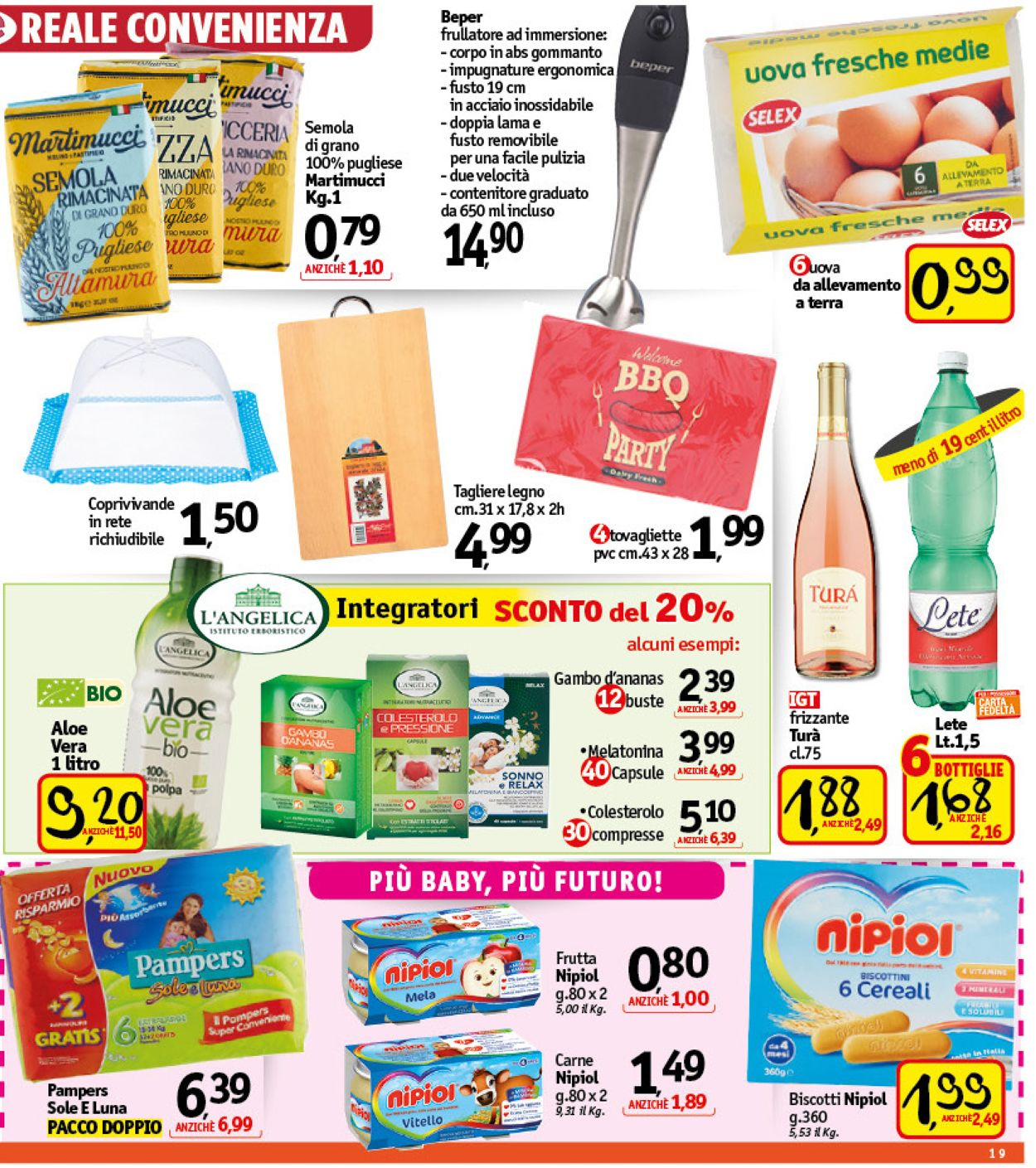 Volantino Famila - Offerte 17/06-26/06/2021 (Pagina 19)