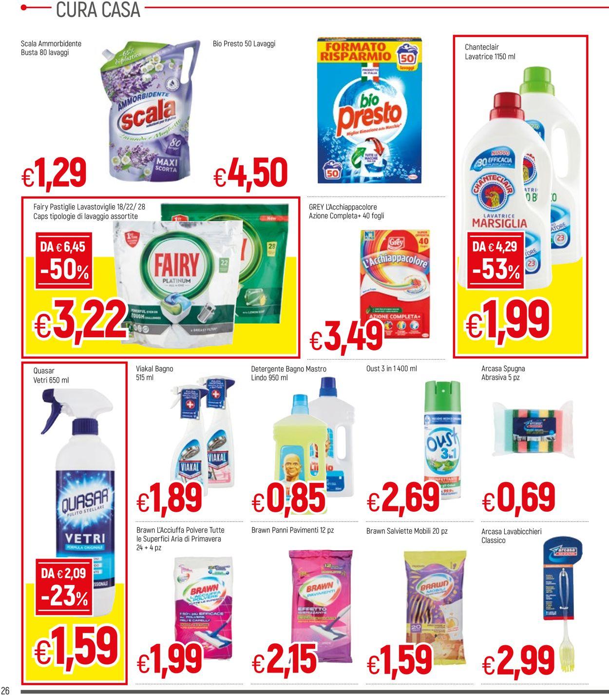 Volantino Famila - Offerte 24/06-07/07/2021 (Pagina 26)