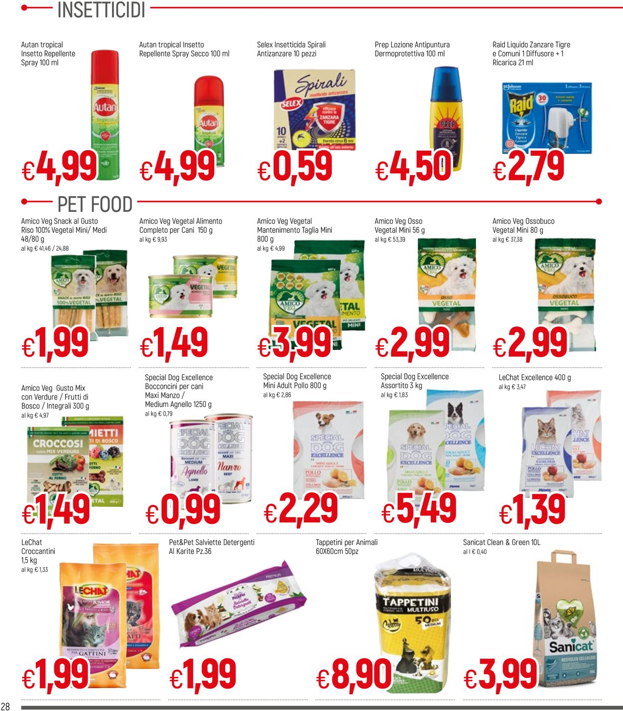 Volantino Famila - Offerte 24/06-07/07/2021 (Pagina 28)