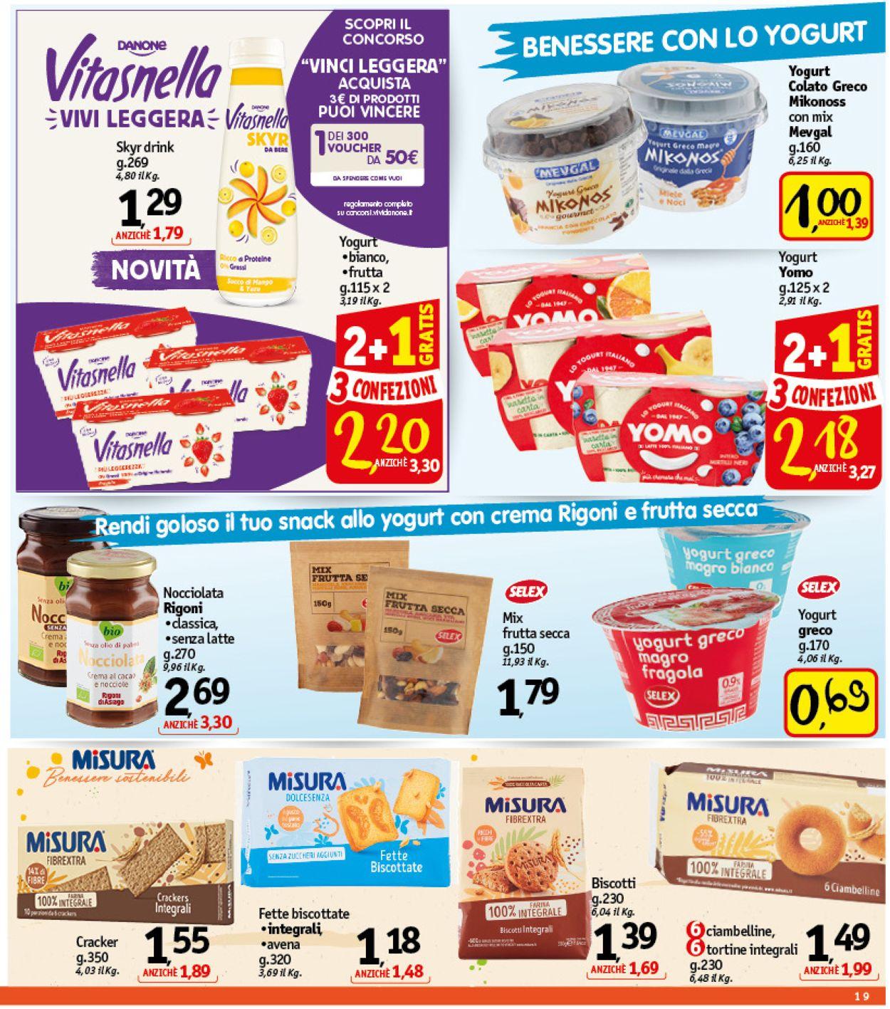 Volantino Famila - Offerte 01/07-10/07/2021 (Pagina 19)