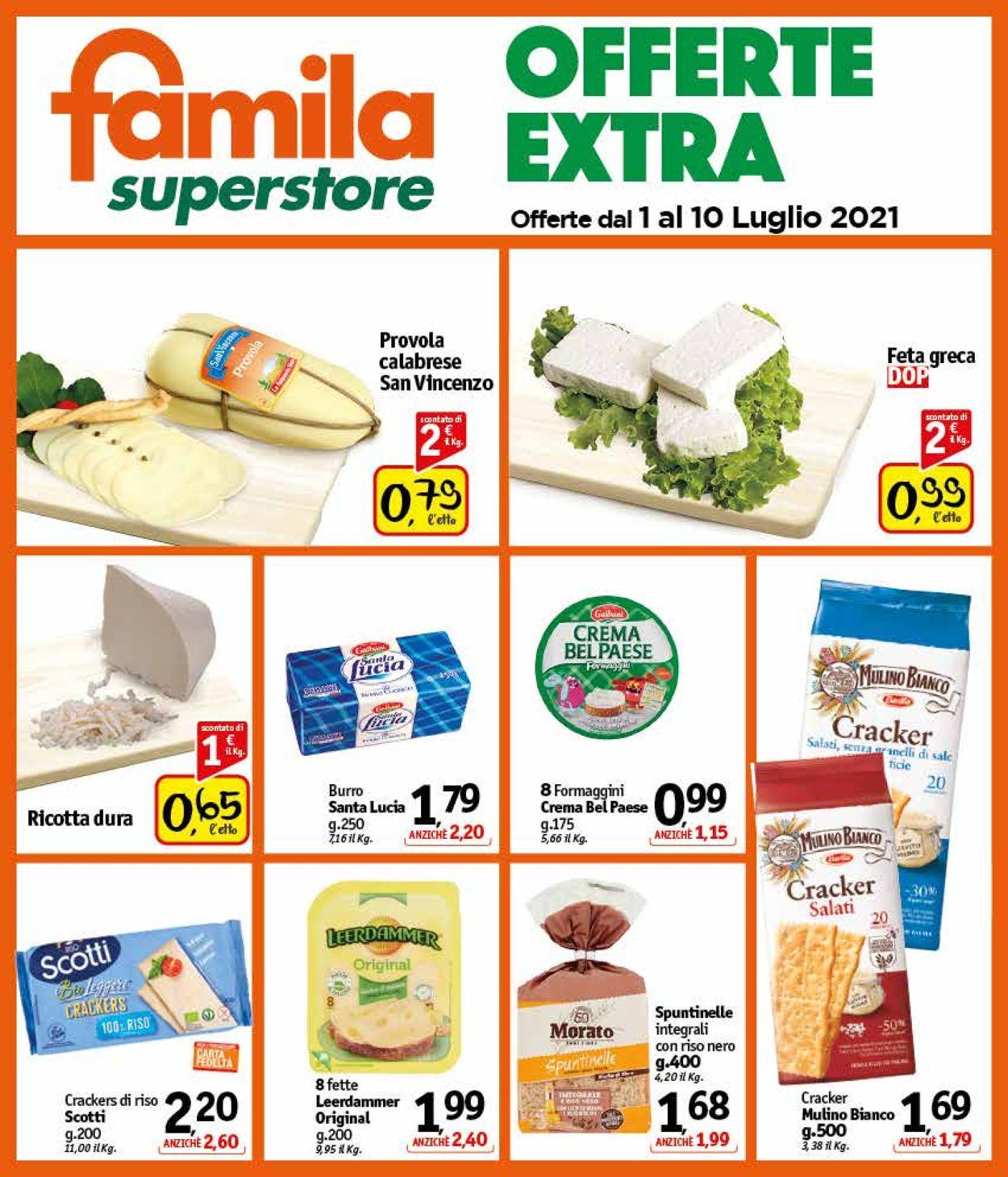 Volantino Famila - Offerte 01/07-10/07/2021 (Pagina 24)
