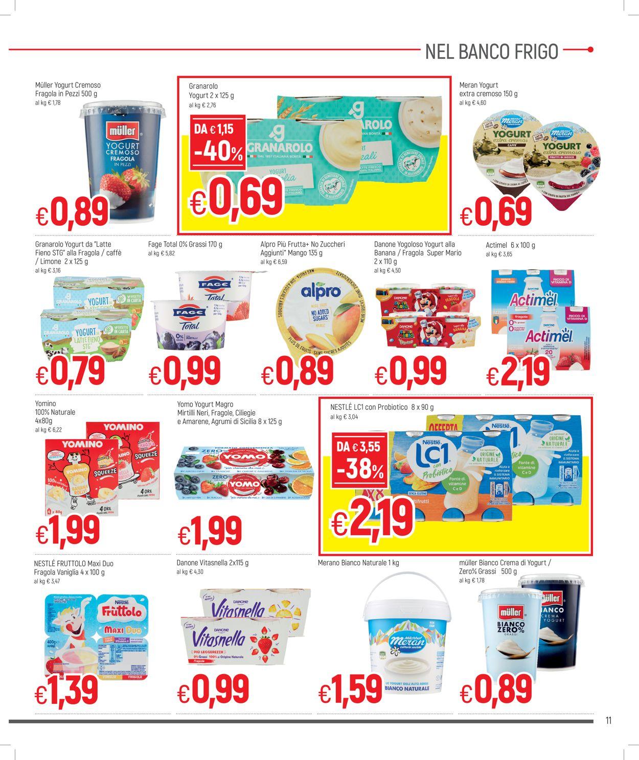 Volantino Famila - Offerte 08/07-21/07/2021 (Pagina 11)