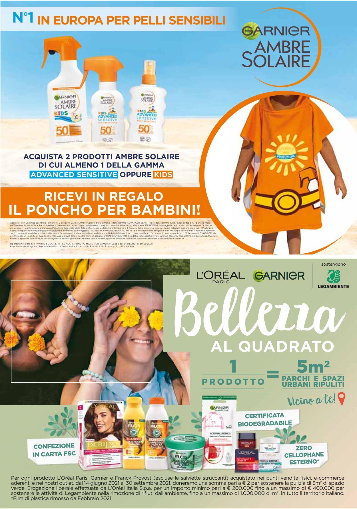 Volantino Famila - Offerte 22/07-04/08/2021 (Pagina 7)