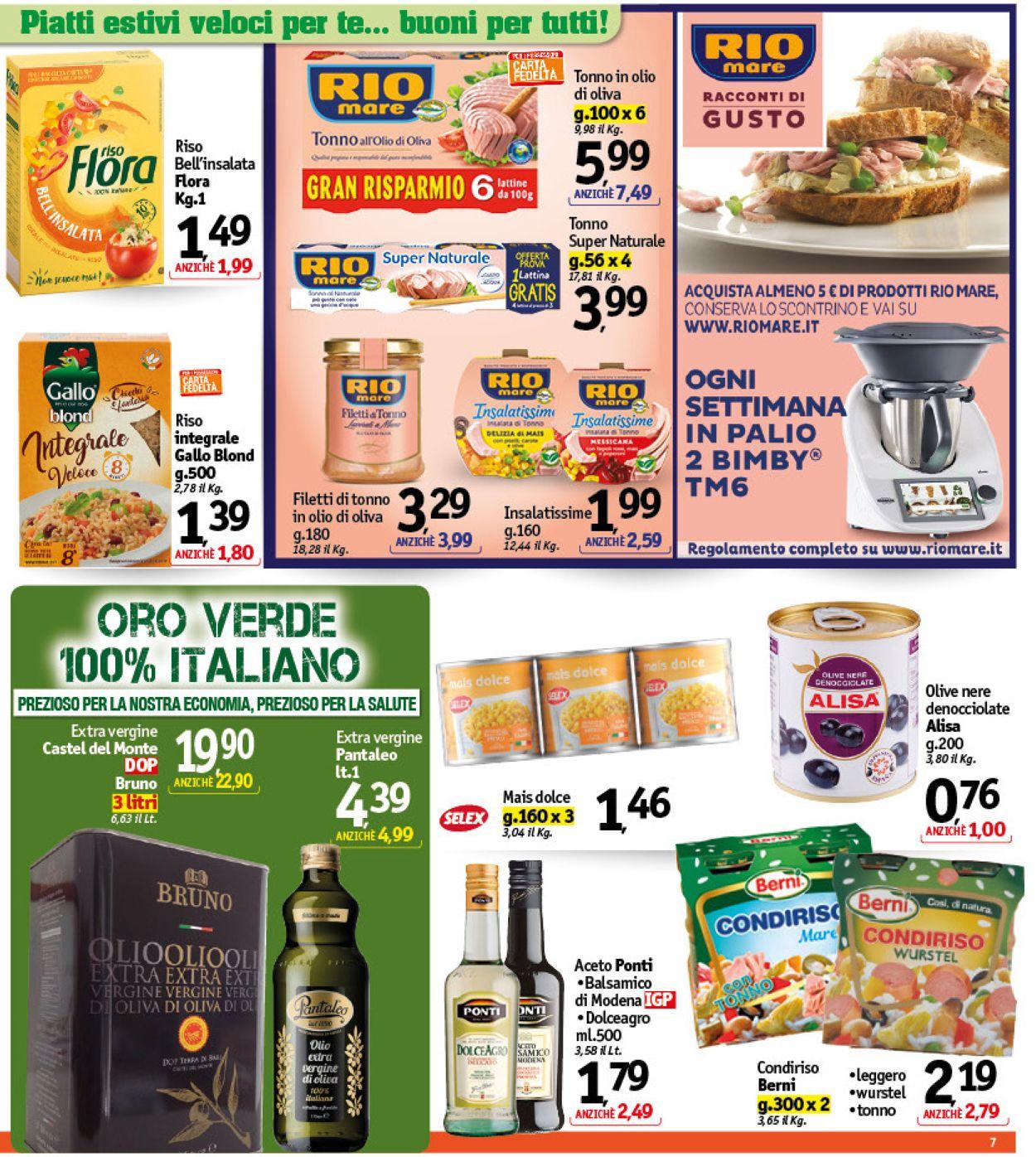 Volantino Famila - Offerte 29/07-07/08/2021 (Pagina 7)