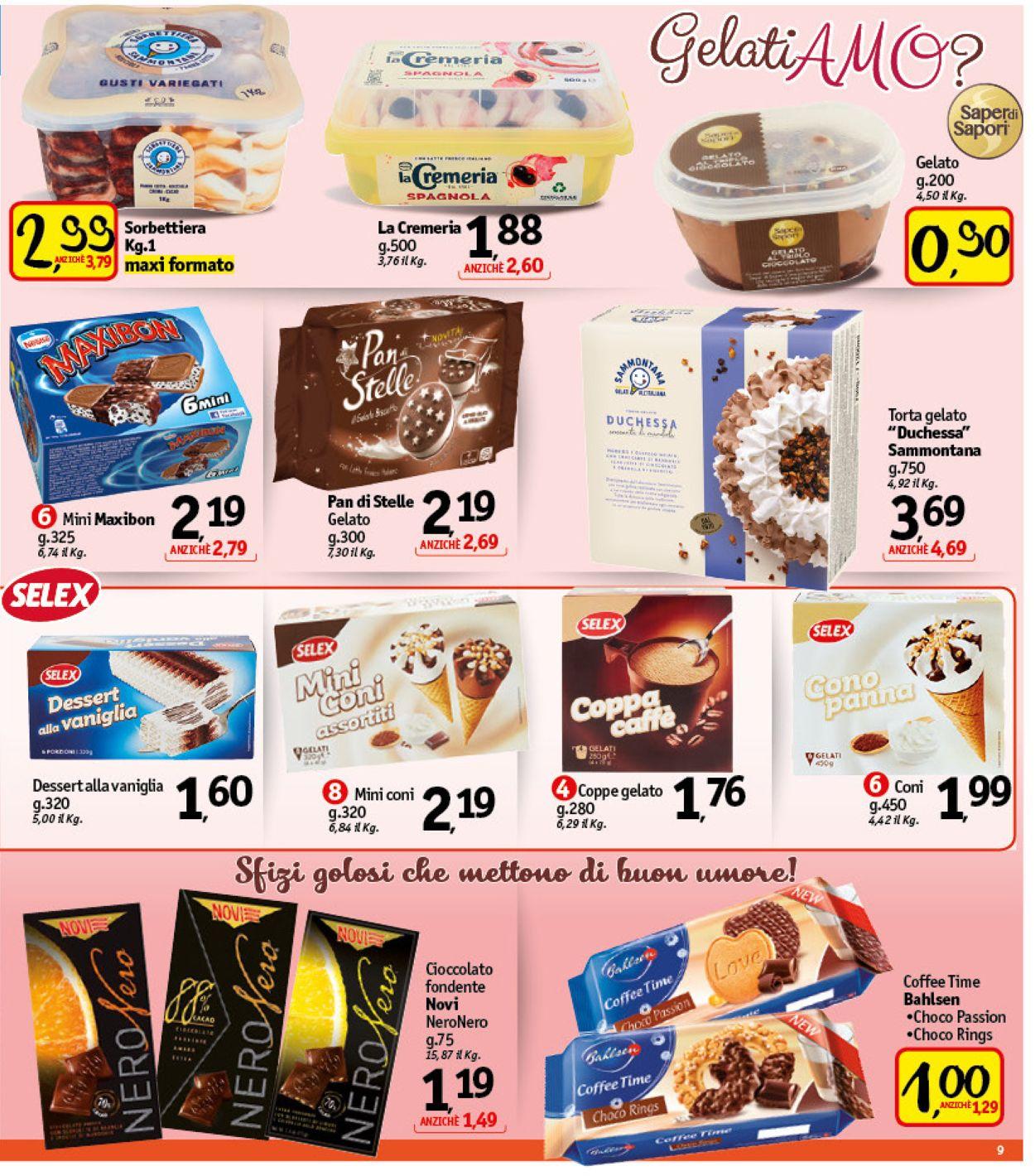 Volantino Famila - Offerte 29/07-07/08/2021 (Pagina 9)