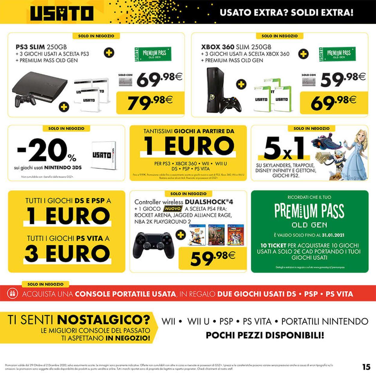Volantino Gamestop - Black Friday 2020 - Offerte 29/10-02/12/2020 (Pagina 16)