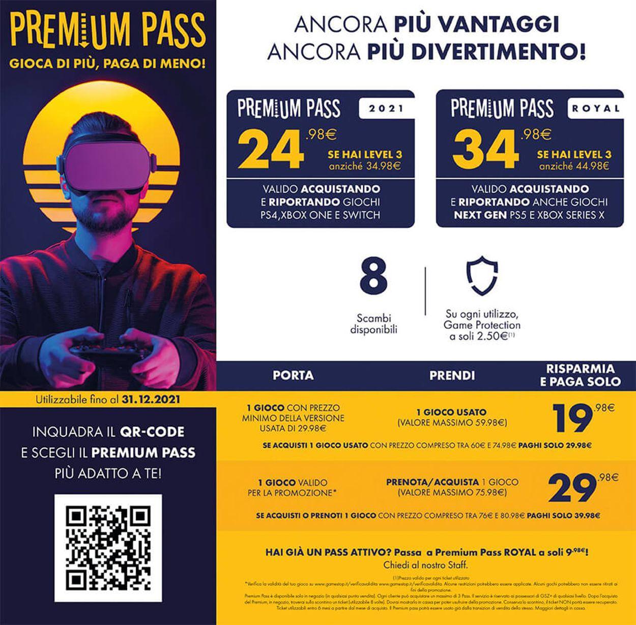Volantino Gamestop - Offerte 03/06-30/06/2021 (Pagina 17)