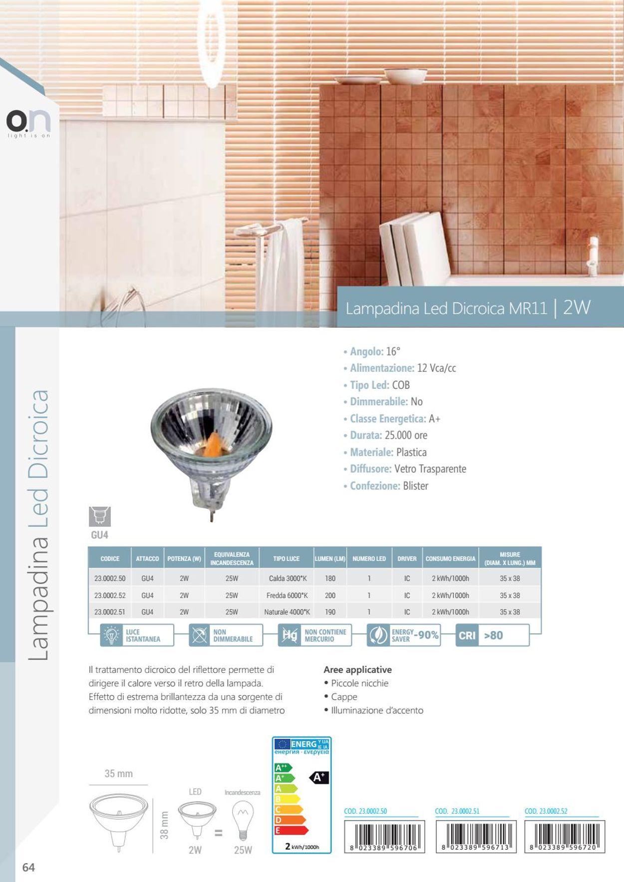 Volantino GBC - Offerte 21/04-30/06/2021 (Pagina 64)