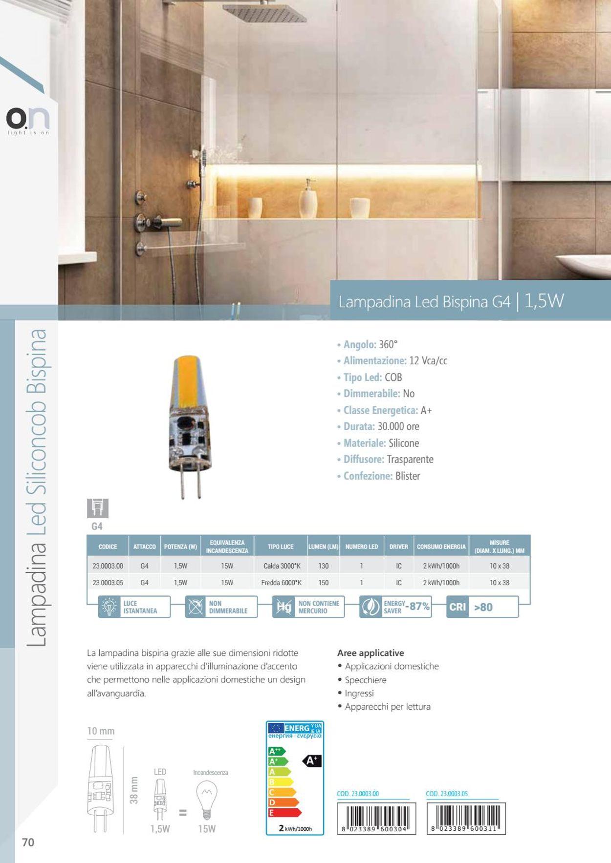Volantino GBC - Offerte 21/04-30/06/2021 (Pagina 70)