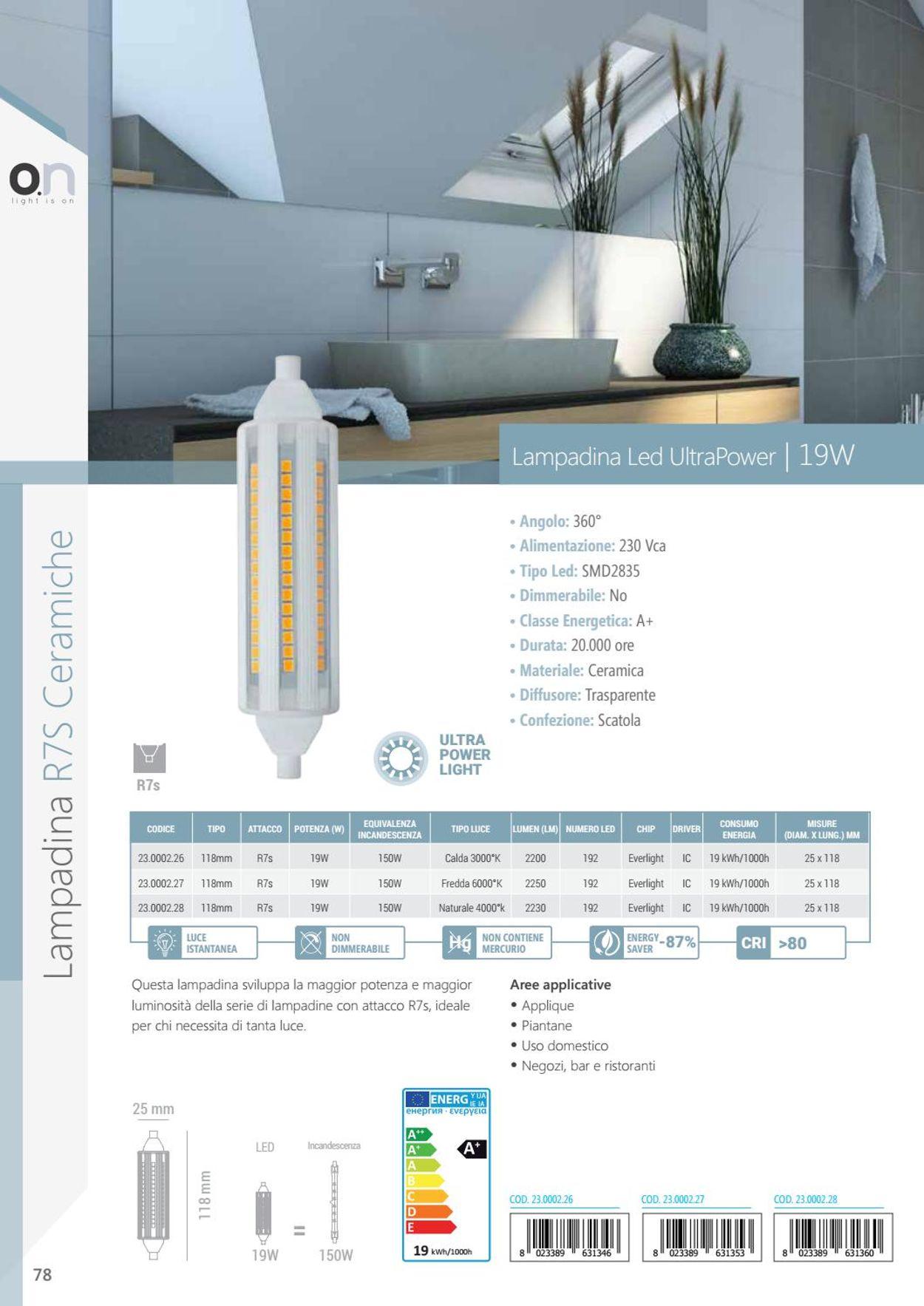 Volantino GBC - Offerte 21/04-30/06/2021 (Pagina 78)