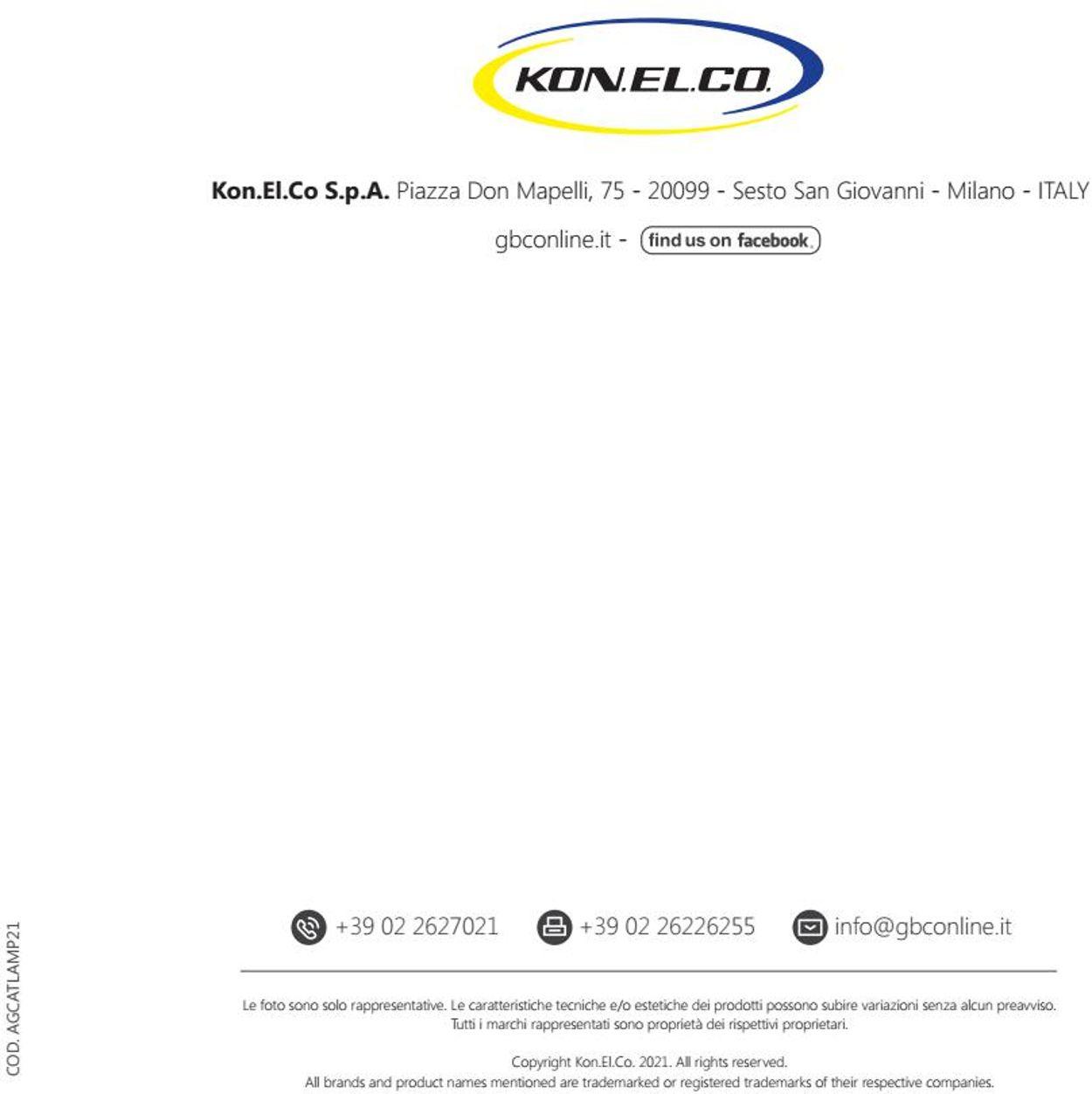 Volantino GBC - Offerte 21/04-30/06/2021 (Pagina 84)