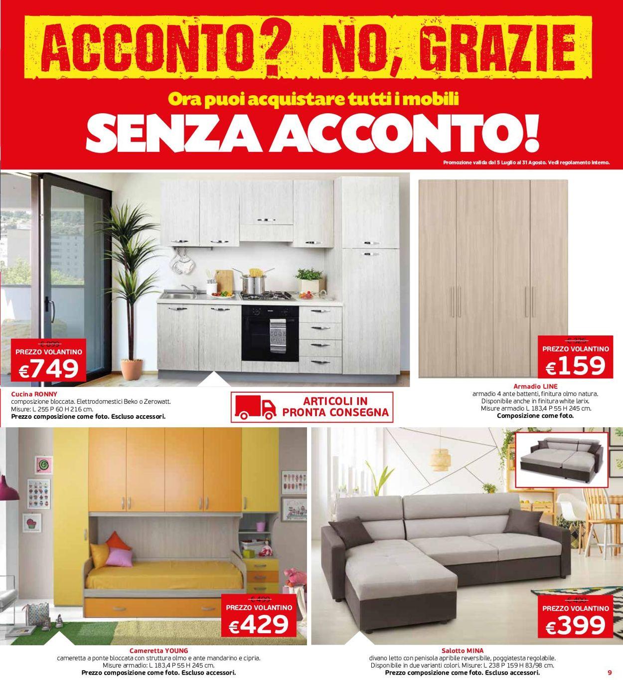 Volantino Grancasa - Offerte 05/07-31/07/2019 (Pagina 9)