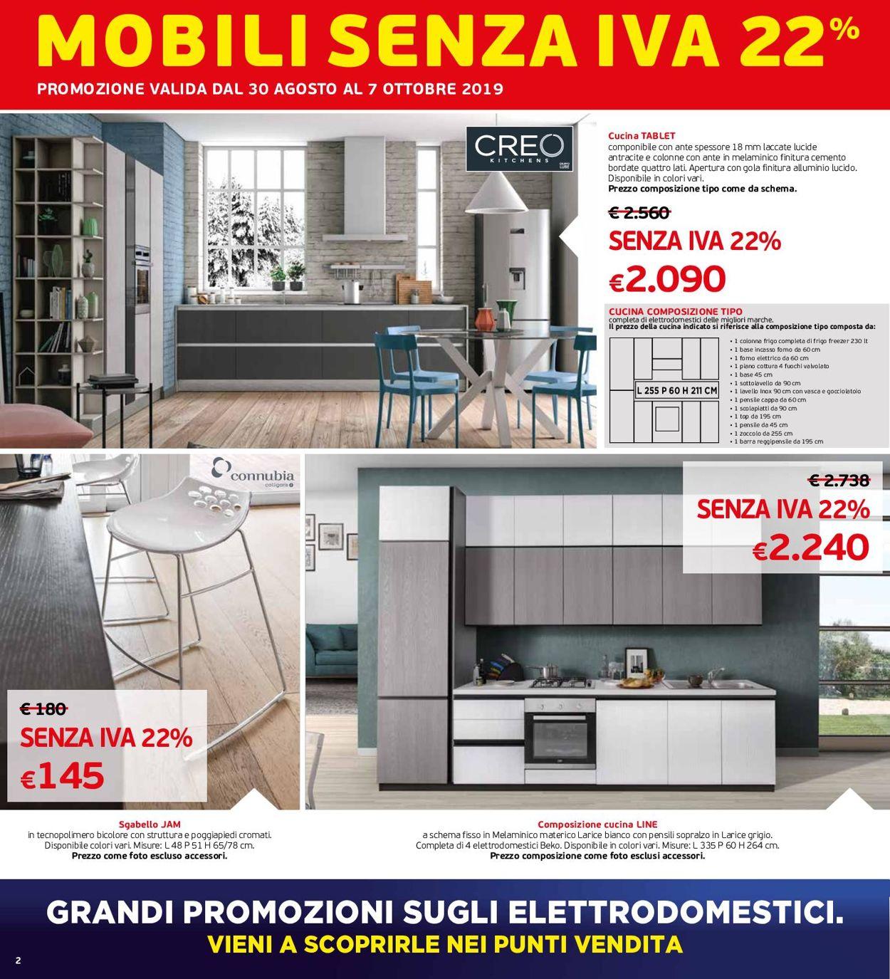 Volantino Grancasa - Offerte 28/08-22/09/2019 (Pagina 2)